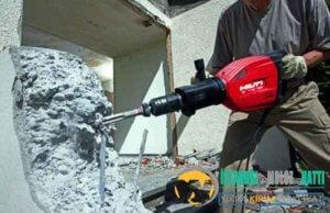 Çatalca Duvar Beton yıkım kırım ustası harfiyat firması