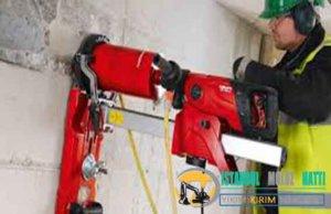 Küçükçekmece Duvar Beton yıkım kırım ustası harfiyat firması