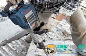Şile Duvar Beton yıkım kırım ustası harfiyat firması