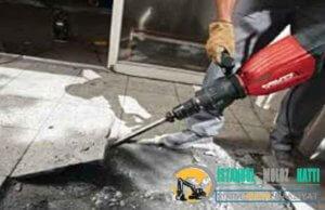 Silivri Duvar Beton yıkım kırım ustası harfiyat firması