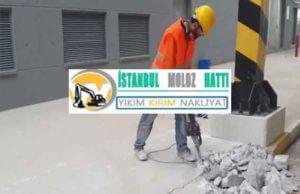 Beton kırımı