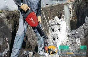 Adalar Duvar Beton yıkım kırım ustası harfiyat firması