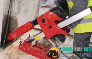 Bayrampaşa Duvar Beton yıkım kırım ustası harfiyat firması
