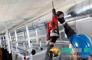 Beykoz Duvar Beton yıkım kırım ustası harfiyat firması
