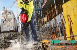 Beyoğlu Duvar Beton yıkım kırım ustası harfiyat firması