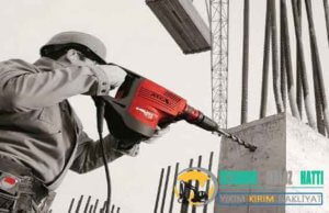 Eyüp Duvar Beton yıkım kırım ustası harfiyat firması