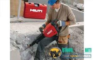 Kartal Duvar Beton yıkım kırım ustası harfiyat firması