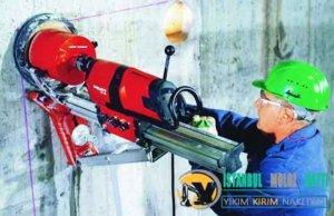 Sarıyer Duvar Beton yıkım kırım ustası harfiyat firması
