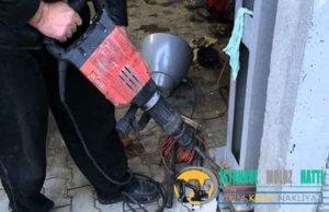 Şişli Duvar Beton yıkım kırım ustası harfiyat firması