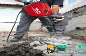 Sultangazi Duvar Beton yıkım kırım ustası harfiyat firması